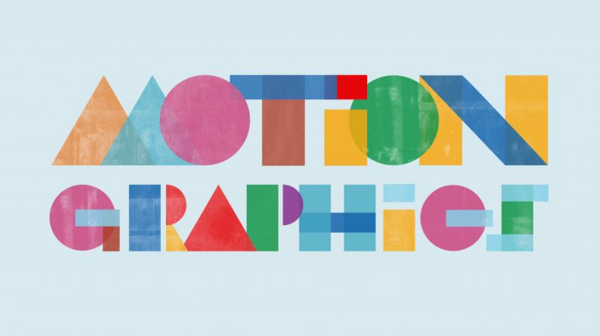 motion graphy